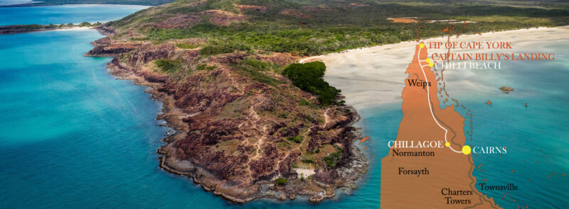 Cape York Accommodated Tour